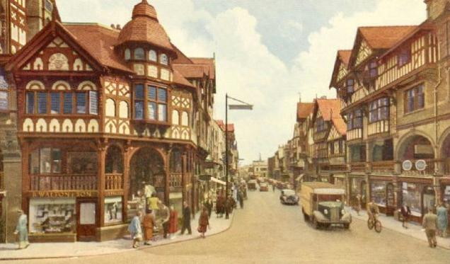Bridge Street  Old